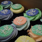 "Customized Cupcakes - ""Eat Me"""
