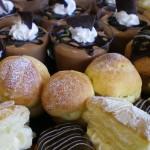 Miniature Cream Puffs