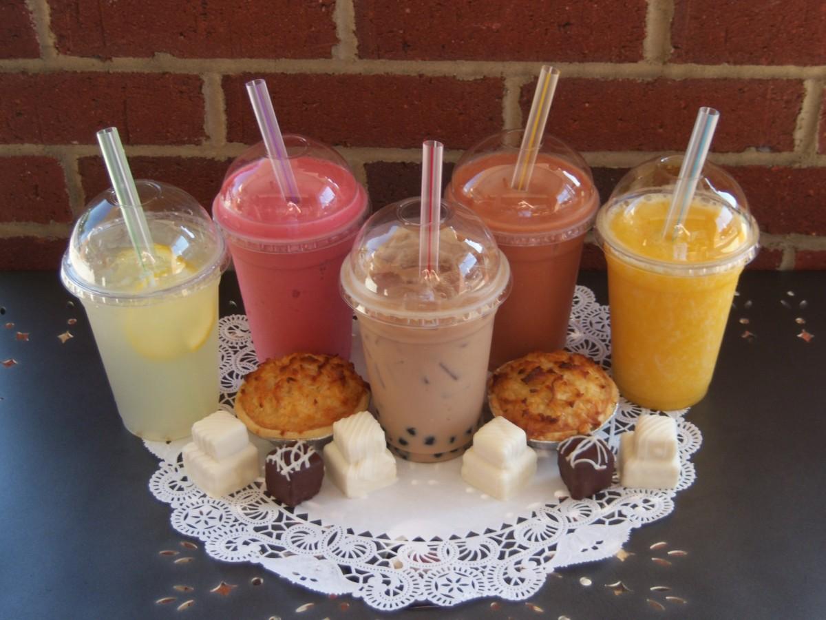 Assorted Cold Beverages