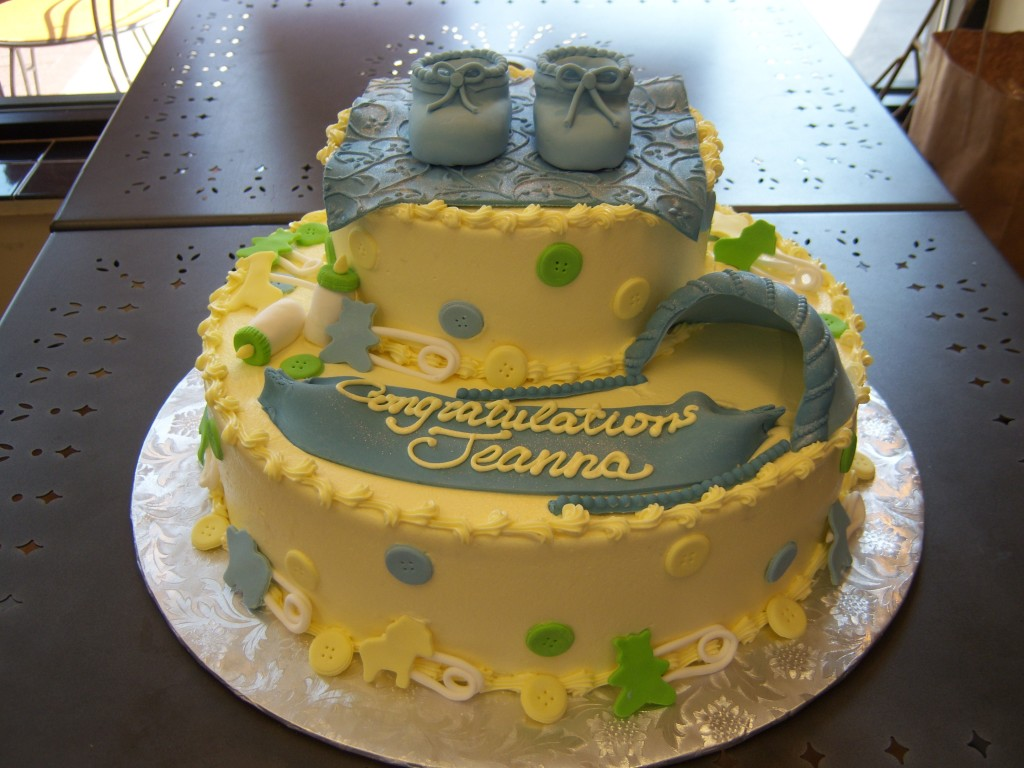 Cakes By Happy Eatery Baby Shower 1st Birthday