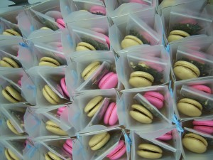 French Macaron - assorted colors/flavors available