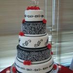 Manassas, Bakery, Wedding, Northern Virginia, Cakes by Happy Eatery, Prince William County, Centreville, Fairfax, DC, NOVA