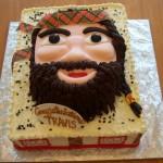 Graduation Cake - Highlander