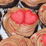 Chocolate Buttercream Hearts