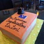 Graduation Cake - 3D Book