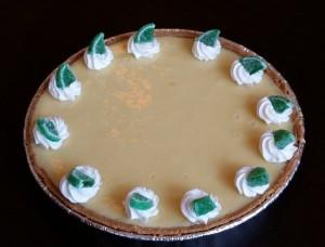 Gluten Free Crumb Crust - Key Lime Pie