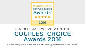 Award - 2016 Couple's Choice