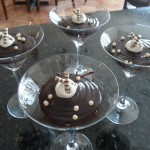 Triple Chocolate Martini
