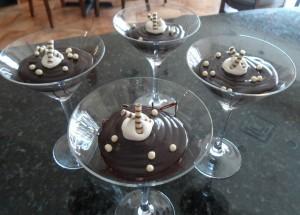 Triple Chocolate Martini