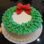 Wreathe Cake