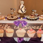 Cake and Cupcake Bar