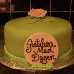 Nordic Princess Cake