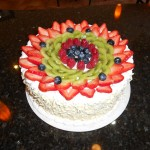 Fresh Fruit Topped