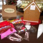 DIY Large Gingerbread House Kit