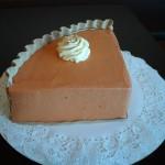 Giant slice pumpkin - serves 8+