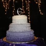 Purple Ombre Lace