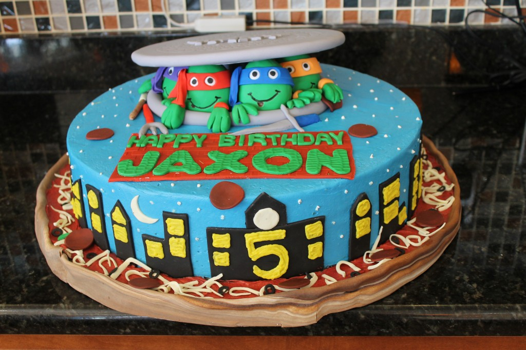 Cakes By Happy Eatery Childrens Themes