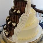 Bride-Groom Cake