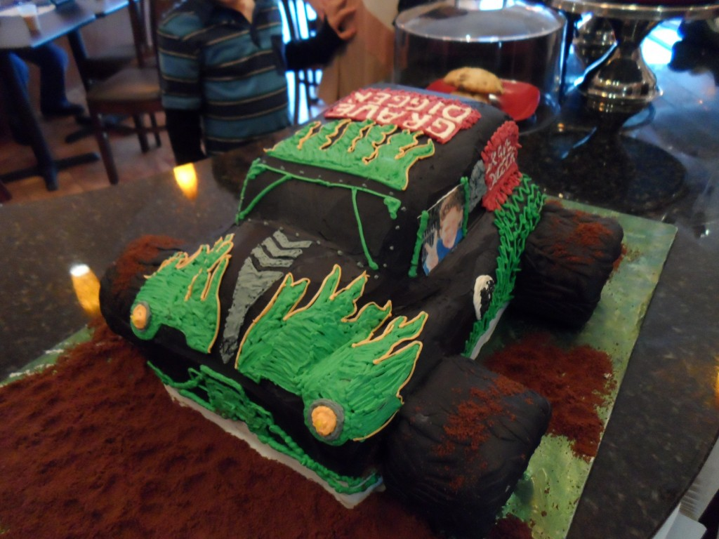 Cakes By Happy Eatery Man Cave
