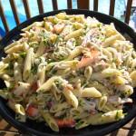 Pasta Salad - Seafood