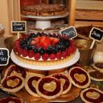Pie Bar - Cherry Hearts