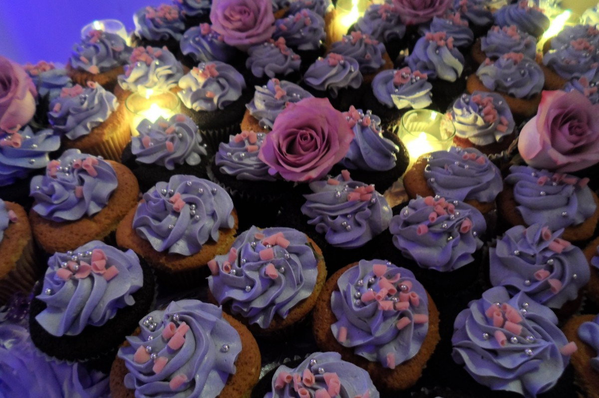 Bed of Cupcakes
