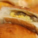 Sausage, Egg & Cheese Roll