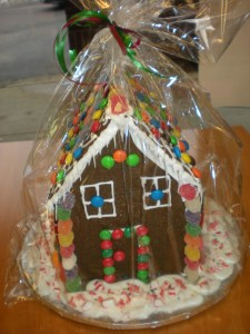 Gift - Gingerbread House
