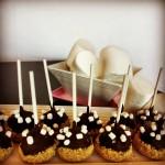 Smores Cake Pops