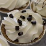 Mini Chocolate Cream Pie