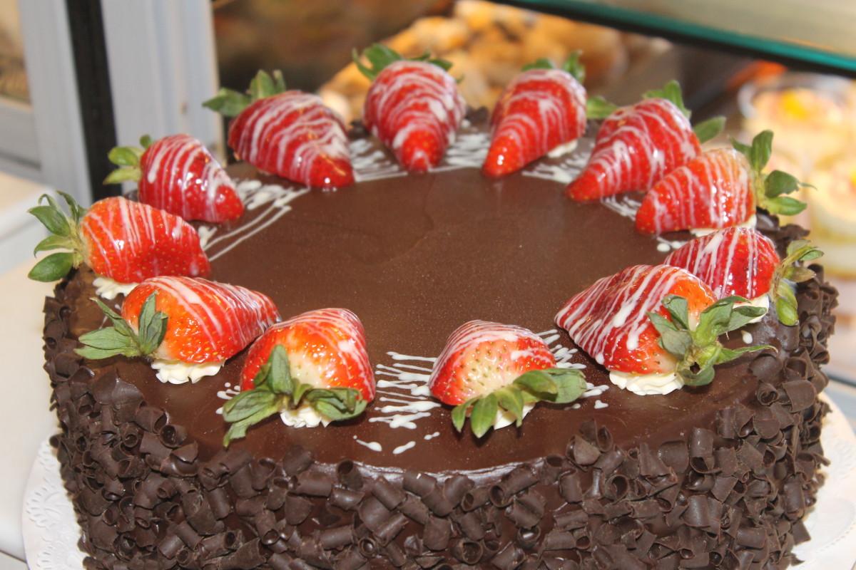National Chocolate Cake Day